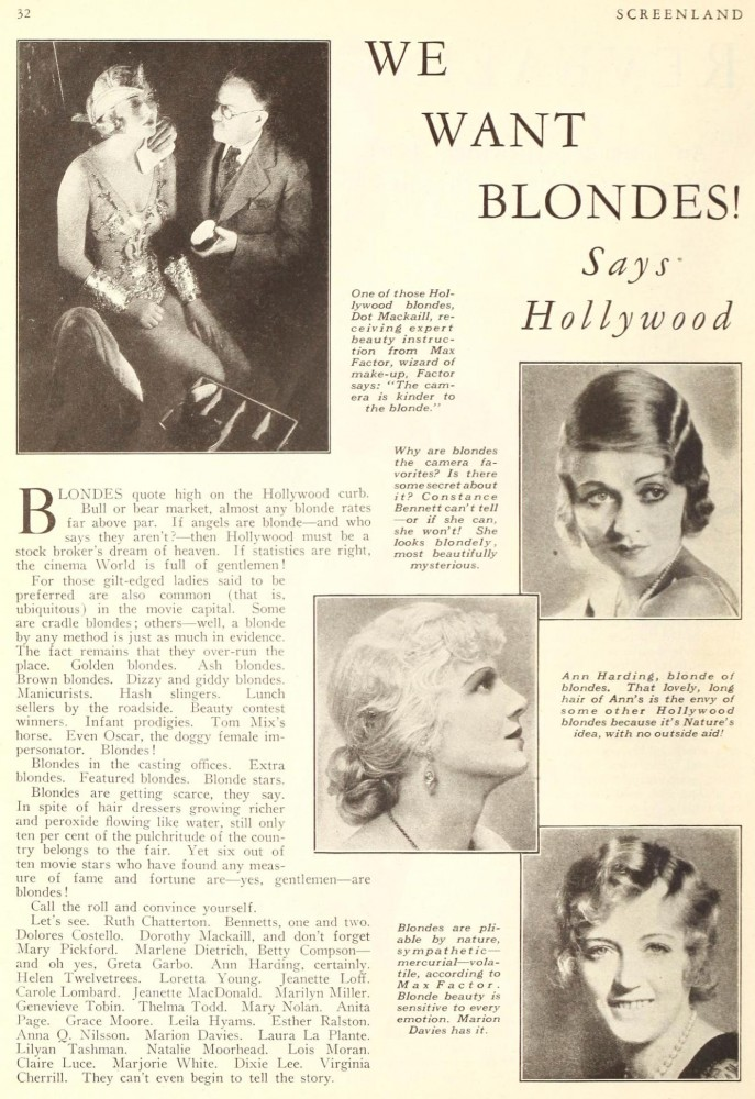 carole lombard screenland june 1931ia