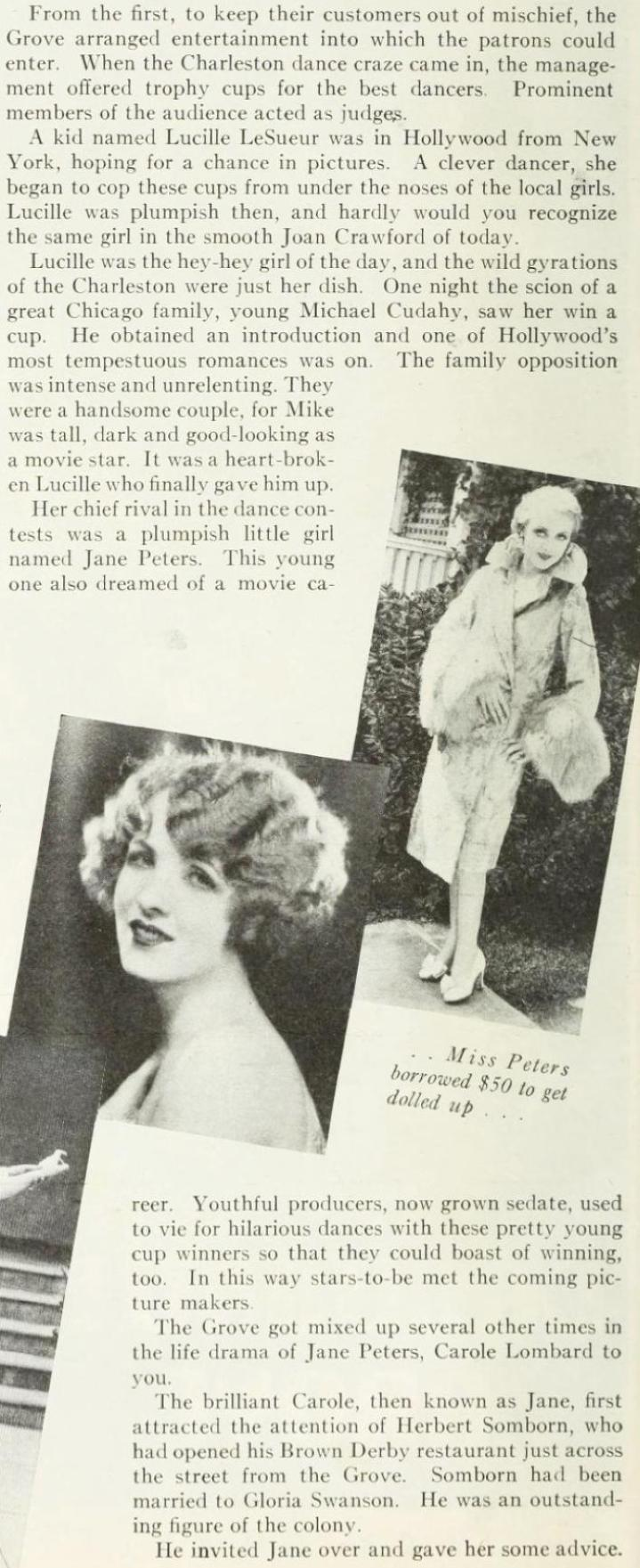carole lombard photoplay april 1937db