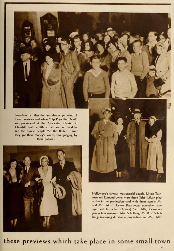 carole lombard modern screen august 1931da