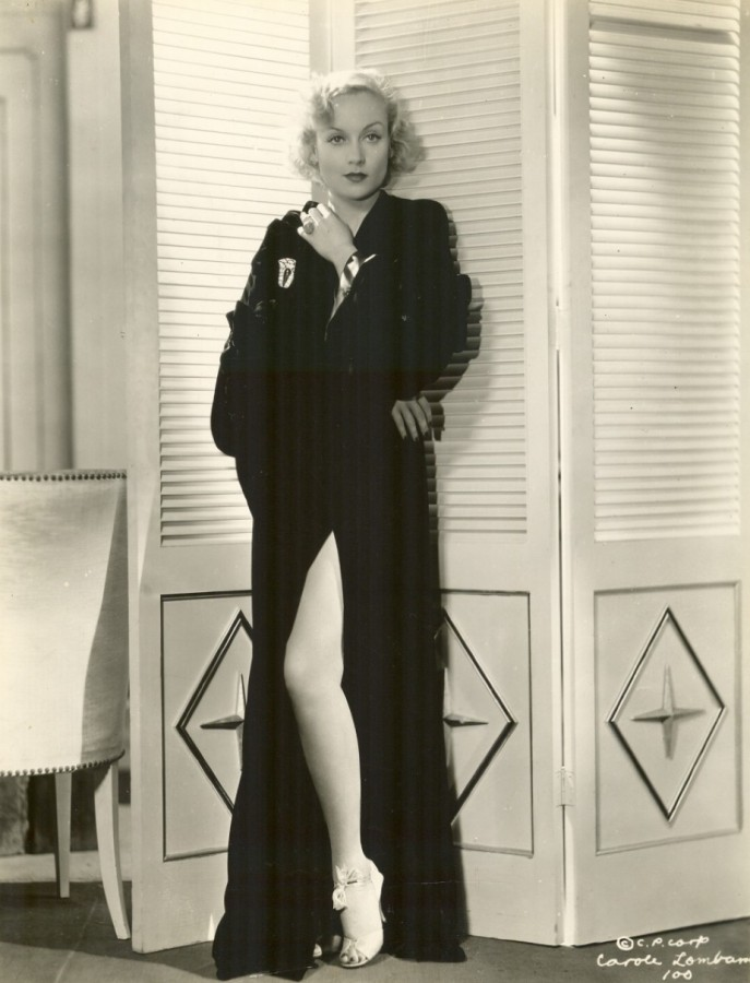 carole lombard lady by choice 17a front