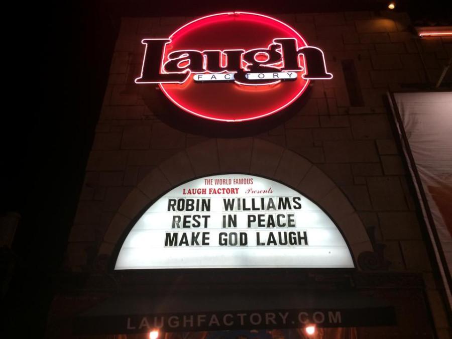 robin williams laugh factory memorial 00