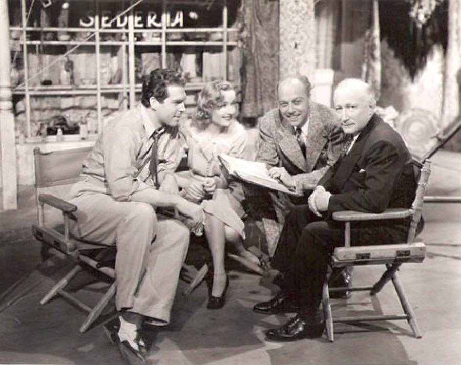 carole lombard swing high, swing low 37d adolph zukor mitchel