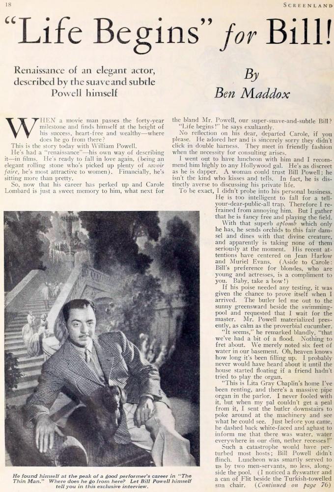 carole lombard screenland december 1934cb