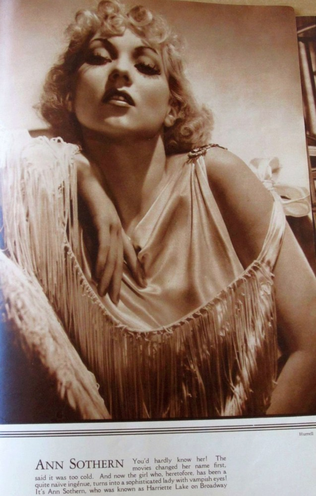 ann sothern george hurrell shadoplay june 1934b