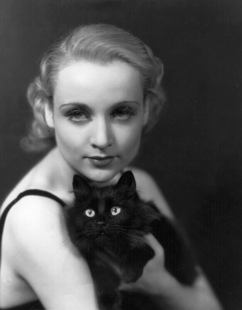 carole lombard with cat 03b