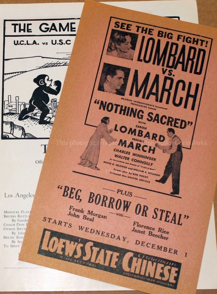 carole lombard nothing sacred flyer 01b