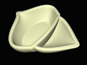 Bowl rendered