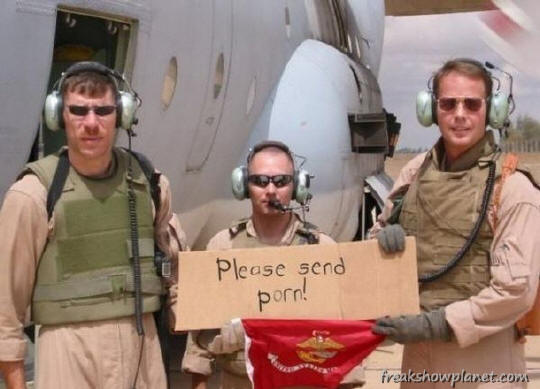 military-request-via-a-funny-sign