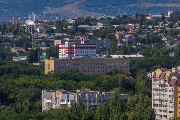 """Взгляд на город свысока: Вид с ЖК """"Ильинский"""" (Саратов ..."""