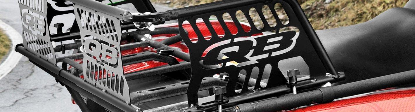 atv racks baskets rear front