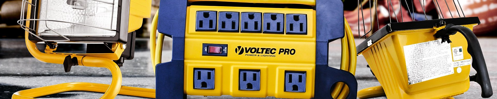 voltec power supply extension