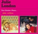 """""""【CD輸入】 Julie London ジュリーロンドン / Your Number,  Please...  /  At Home"""""""