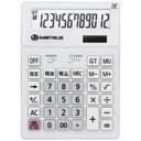 """""""(業務用5セット) ジョインテックス 大型電卓 ホワイト5台 K070J-5 〔送料無料〕"""""""
