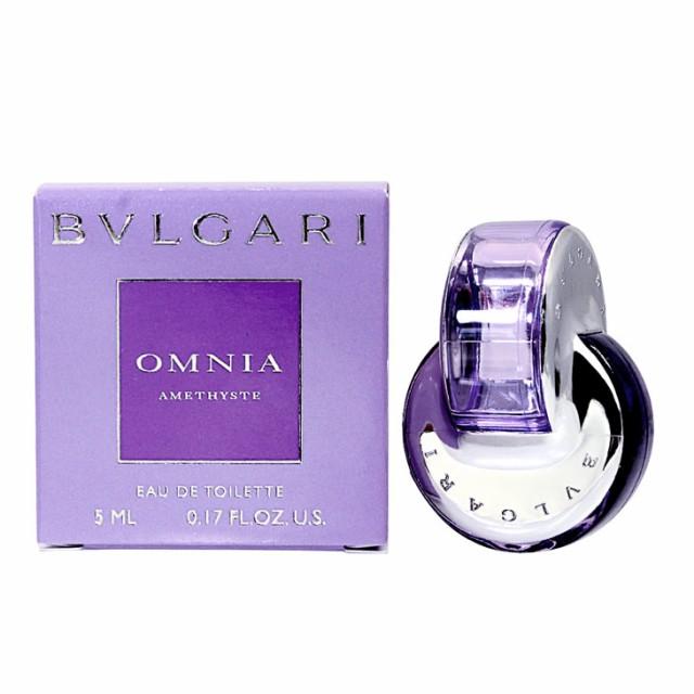 BVLGARI ブルガリ 選べるミニ香水 5ml AQVA/MAN/OMNIA(アメジスト)/OMNIA ...