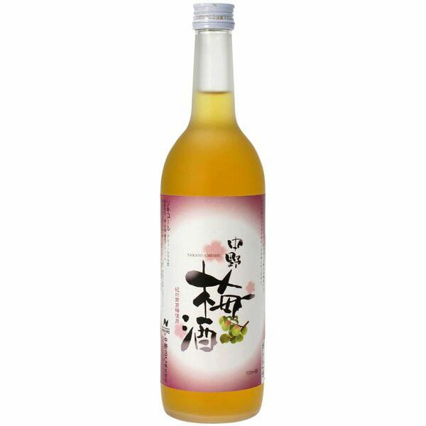 梅酒 本格 南高梅プレゼント 甘酸っぱい 人気 720ml 四合瓶 中野BC ...