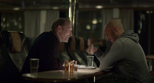 Exploring feelings of emptiness, the film is set on a ferry during a night trip. At the bar, Daniel starts a conversation with Amir. But Daniel is not looking to make small talk. He is after something else from Amir, something entirely more personal.