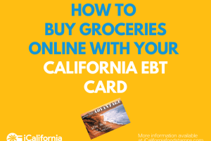 """""""How to Buy Groceries Online with California EBT"""""""