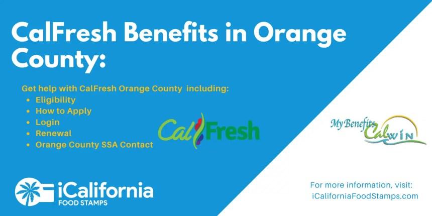 """CalFresh Orange County"""