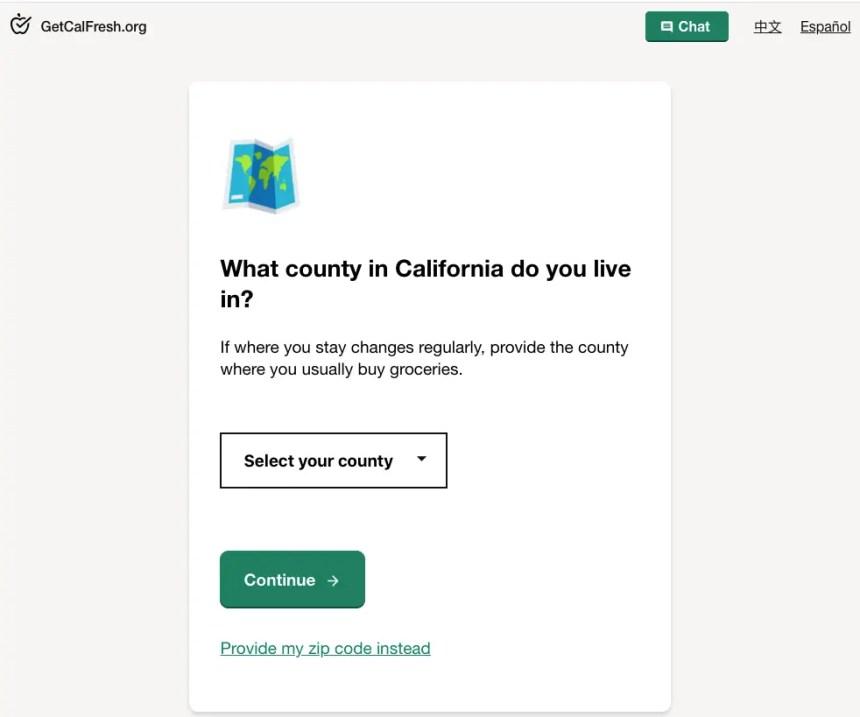 """Select County - 2"""