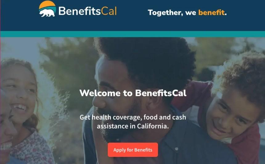 """Apply for Calfresh on Benefitscal"""