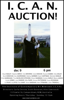 ICAN Auction 2011