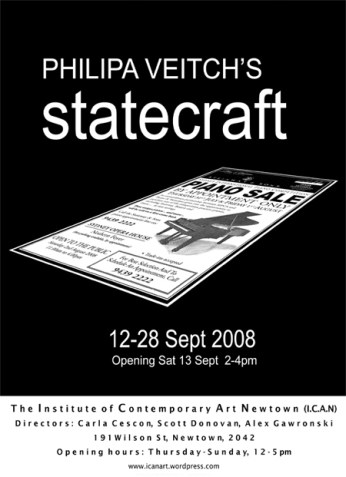 Philipa Veitch - Statecraft