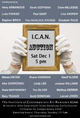 ICAN Auction 2012