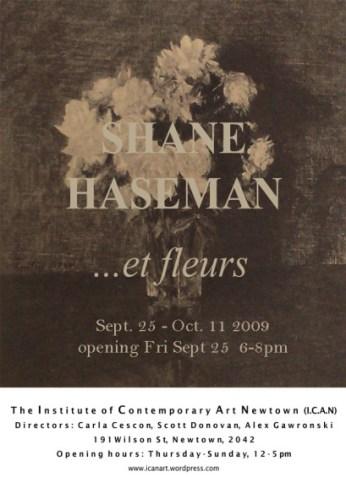 Shane Haseman - ...Et Fleurs