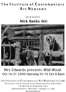 Nick Banks - Mrs Edwards Presents Wild Wood