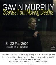 Gavin Murphy - Scenes From Moving Deaths
