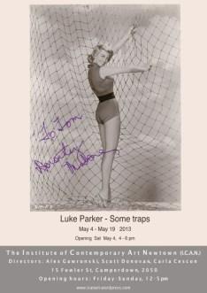 Luke Parker - Some Traps