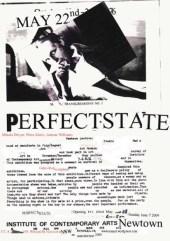 Mikala Dwyer, Petra Maitz and Justene Williams - Perfect State