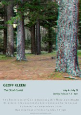 Geoff Kleem - The Good Forest
