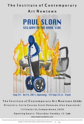 Paul Sloan - Seg Way To The Dark Side