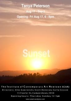 Tanya Peterson - Sunset