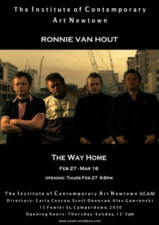 Ronnie Van Hout - The Way Home