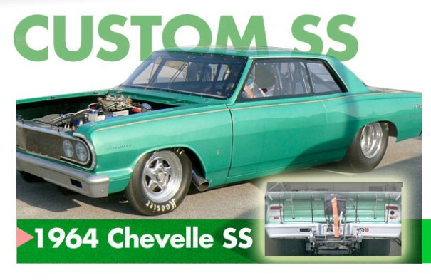 1964 Chevelle Malibu Ss For Sale