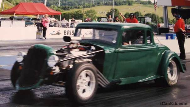 Street FIghts with 33 Plymouth Coupe