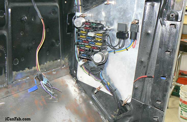 electrical wiring \u2014 the right way metal fabrication tig weldingno matter what type of car you are wiring \u2014 from pro street to street car \u2014 you need to do your homework