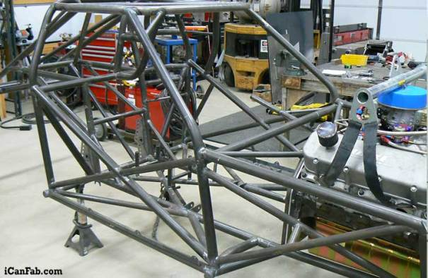 vega-wagon-chassis-tig-welded