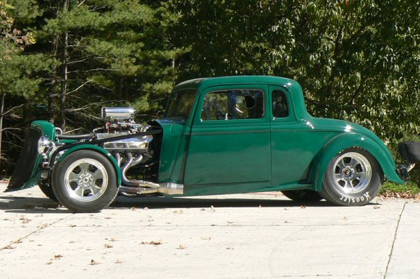 Custom Coupe