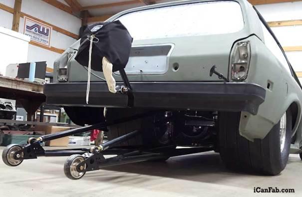 vega wagon NHRA 6.0