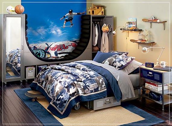 Cool Boys Bedroom Ideas - Decor IdeasDecor Ideas on Bedroom Ideas For Teenage Guys With Small Rooms  id=15737