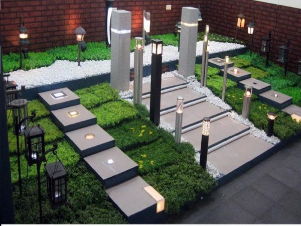 Best Garden Lighting Design