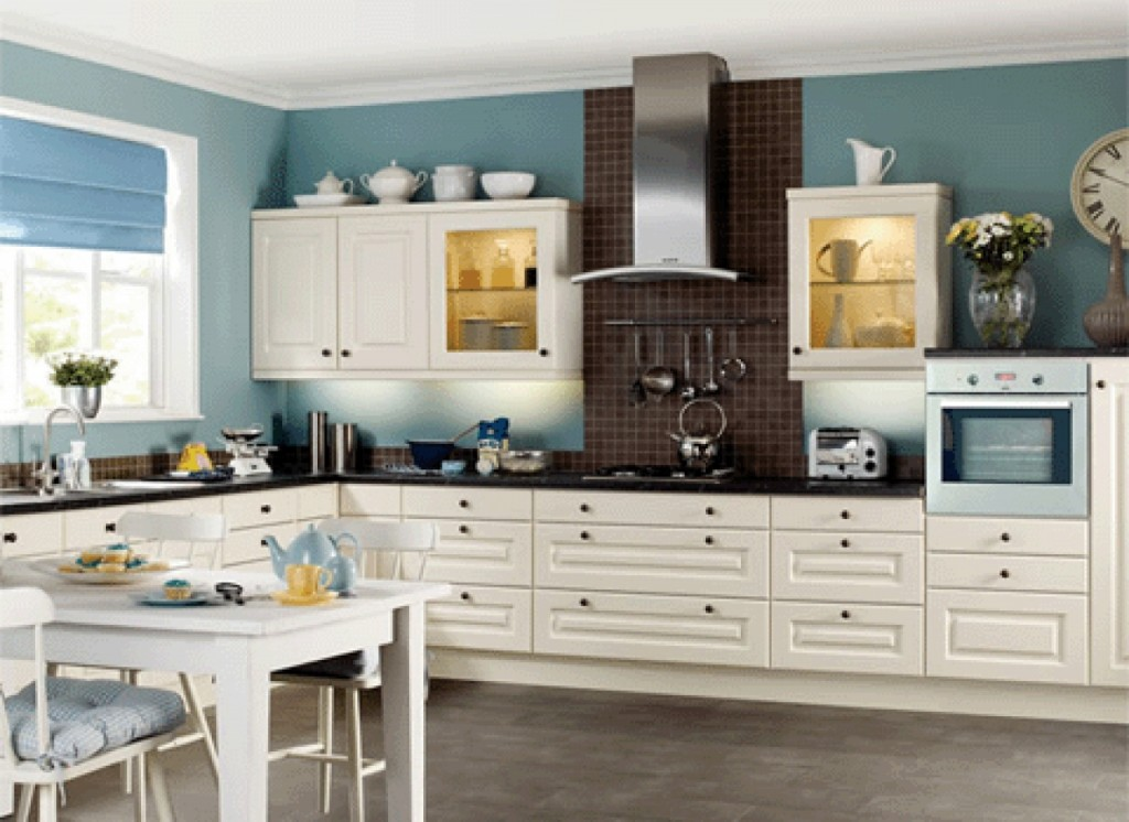 best kitchen paint colors with white cabinets decor on best colors for kitchen walls id=48808