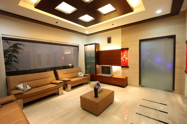 Small Office False Ceiling