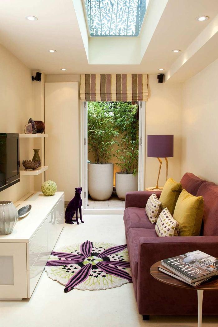 Very Small Living Room Design - Decor IdeasDecor Ideas on Small Living Room Decorating Ideas  id=92086