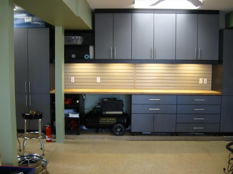 Garage Shelving Systems Lowes