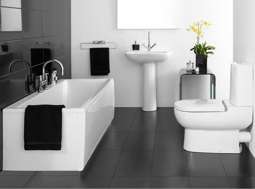 Modern White Bathroom Ideas - Decor IdeasDecor Ideas on White Bathroom Design Ideas  id=16351