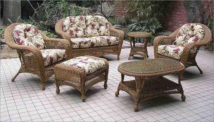 Indoor Outdoor Wicker Furniture Sets Decor IdeasDecor Ideas